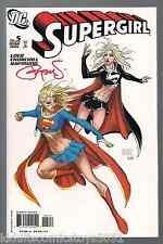 Supergirl #5 by Michael Turner & Signed by Peter Steigerwald WCOA Dark Supergirl