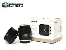Tamron SP 85mm F/1.8 Di VC USD Lens Canon Mount *MINT in Box*