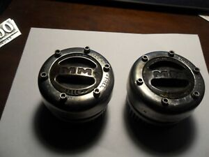 FORD Mile Marker 4x4 Locking Hubs USED