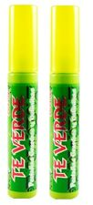2x Rimel GREEN TEA BiocoSmetic Pestanas Grandes Y Definidas TE VERDE Water Proof