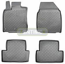 Design - 3d-tpe - caoutchouc Tapis de sol pour Nissan Qashqai 2wd Front moteur 1 j10 steilhe 1 C