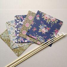 Mini pinwheel kit DIY SPINNING NO PINS- cake top, bunting, wedding