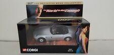 """Corgi 05001 BMW Z8 - James Bond 007  """"The World is Not Enough"""" 1:36 NIB!!"""