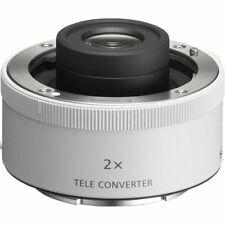 Sony FE 2.0x Conversor Teleobjetivo para Objetivo Sony sel70200gm - Blanco