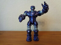 Marvel Legends Kree Sentry BAF Complete from Captain Marvel Wave