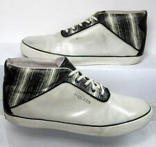 Alexander McQueen for Puma DECK MID II Leather Sneaker Sz 11 overall really nice