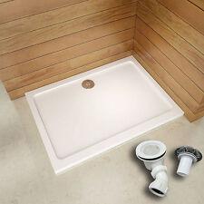 1850 1950 2000 Wet Room Shower Screen Enclosure 8mm Nano Glass Cubicle Panel 800x1950mm