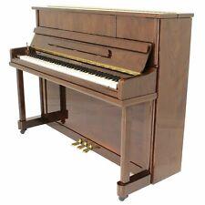 "Steinhoven SU112 Upright Piano, Polished Walnut (112cm, 44"")"