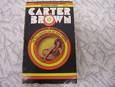 The Strawberry-Blonde Jungle by Carter Brown 1979 Rackets Money and the Mob