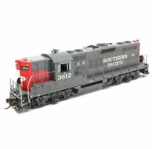 Athearn Genesis HO GP9 Southern Pacific SP #3612 DCC/SND LED ATHG78280