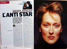 1991: SOPHIE MARCEAU_MERYL STREEP_LAMBERT WILSON_THIERRY FREMONT_GEORGES LAUTNER