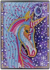 DIY Unicorn Pattern Diamond Painting Kit Different Drill Art Craft gift Notebook