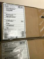 New Sealed Genuine Cisco WS-C3750G-24T-E Ethernet Switch