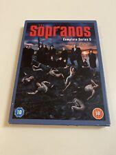 Thw Sopranos Complete Series 5 DVD - 4 Disc
