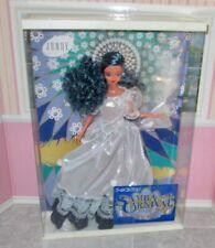 TAKARA Samba Carnival Jenny Doll Queen Of Snow  Blue Hair NRFB