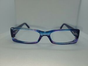 Dolce and Gabbana, D&G, DD1193, Color 1679 Blue & Purple Marble, 50-16-135