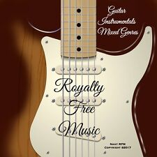 20 Royalty Free Guitar Instrumentals Relaxing CD: In aid of BBC CHILDREN IN NEED