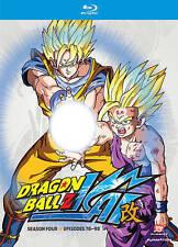 Dragon Ball Z Kai: Season 4 [Blu-ray]
