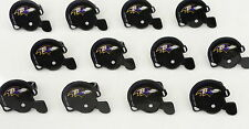 12 NFL Baltimore Ravens Football Cup Cake Rings Topper Party Bag Favor Supply