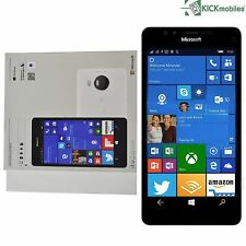 NEW MICROSOFT LUMIA 950 XL WHITE 32GB FACTORY UNLOCKED 4G/LTE SINGLE SIM SIMFREE