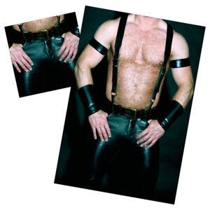 Erotische Microfaser Bettwäsche 135 X 200 + 80 X  80 von Kinky Home Erotik Gay