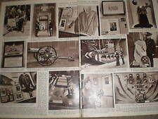 Photo article VC Centenary Exhibition in London 1956 ref Z