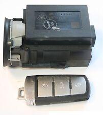 Vw Jetta Mk6 1.9 2.0 Tdi 2006 Llave Encendido Cerradura de barril y el interruptor 3c0 905 843 M