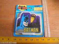 Batman 1989 VINTAGE Unique birthday candle MIP