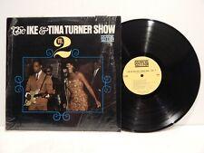 The Ike & Tina Turner Show Vol. 2 1966 Vinyl Is NEAR MINT Loma Records 5904