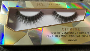 SEPHORA COLLECTION House of Lashes Collection Multidimensional Prism Citrine