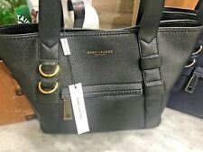 Marc Jacobs The Anchor Small Pebbled Leather Shoulder Tote Bag Msrp 425 New