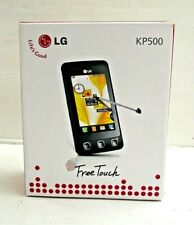 LG KP500 FreeTouch Smart Phone with Stylus