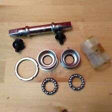 VTG Shimano Bottom Bracket Cup and Cone 68mm 116mm English/ISO IJ Japan H4