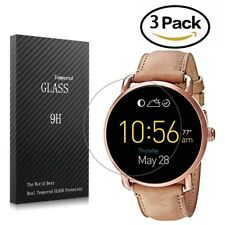 3 Pack Screen Protector Tempered Glass For Q Wander 2nd Gen 9H Hardness Clear