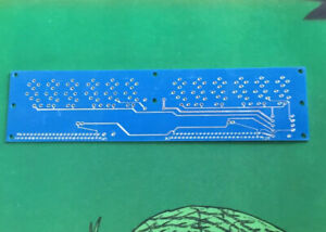 VINTAGE beckman 7 Segment Panaplex Display Driver Circuit Board PCB N.O.S.