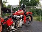 1937 Harley Davidson 1937 HARLEY DAVIDSON KNUCKLEHEAD LOOK !!! REAL DEAL