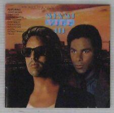 Miami Vice III CD 1988