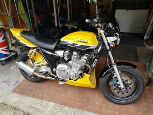 Yamaha XJR1200 / 1300 up to 2006  belly pan