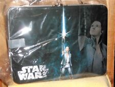 Star Wars Last Jedi Tin Tote Large NEW Metal LunchBox collectible