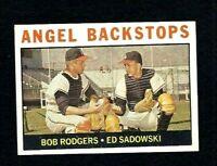 NM 1964 Topps #61 Angel Backstops.