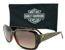 NEW Harley Davidson Women's Sunglasses HD5034/S 52F Tortoise/Glitter AUTHENTIC