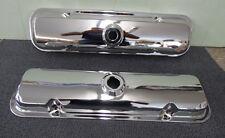 PONTIAC GTO FIREBIRD CHROME VALVE CVRS 1967 1968 1969 70 71 72 73 74 75 76 77-79