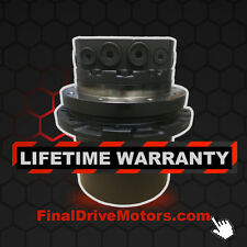 Yanmar B17-2 Final Drive Motors - Yanmar B17-2  Travel Motor