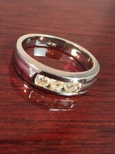 100%  Authentic! 14k Gold Diamond Ring at Wholesale Low Prices! Ring Size 6 1/2