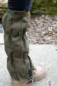 Percussion Unisex Heavy Duty Waterproof Shooting Hiking Beating Boot Gaiters