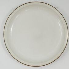 "Heath Ceramics California Pottery Opaque White 14"" Chop Plate Serving Platter"