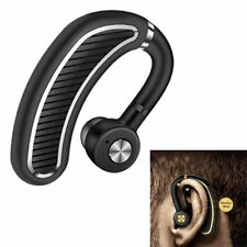 Wireless Bluetooth Hands Free Headset Stereo Headphone Earphone Noise reduction