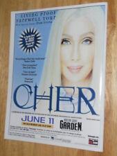 HX Magazine Music & PORN Issue, Colton Ford, CHER Farewell Tour AD, 2003 Gay