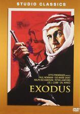 EXODUS CON PAUL NEWMAN (DVD) NUOVO, ITALIANO, ORIGINALE