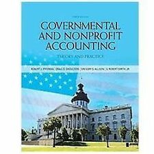 NEW - Governmental and Nonprofit Accounting (10th Edition)